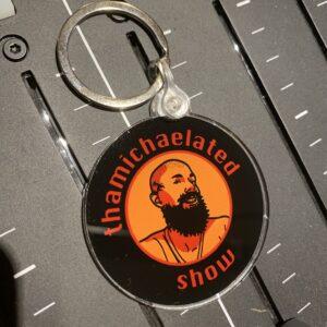 thamichaelated show keychain